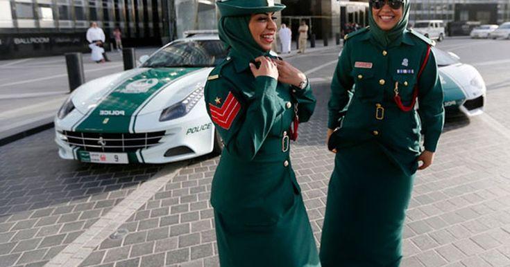 Turista pega 3 meses de cadeia após tocar ombro de uma policial de Dubai