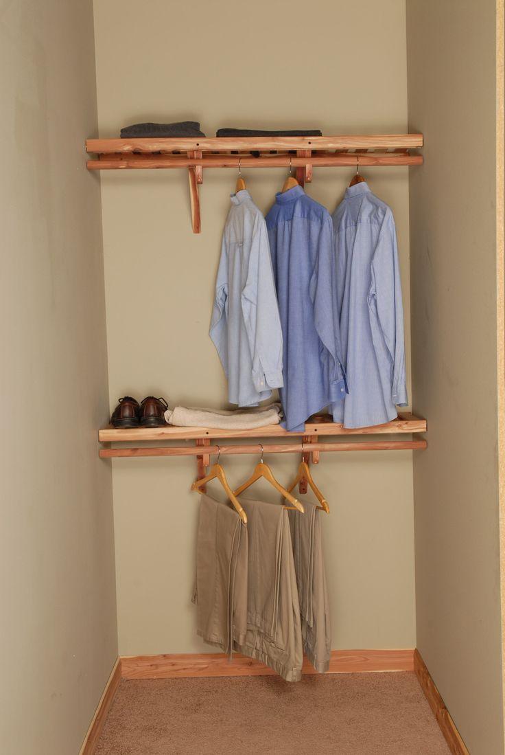 Captivating Basic Ventilated Hanging Kit. Cedar ClosetRed CedarKentucky
