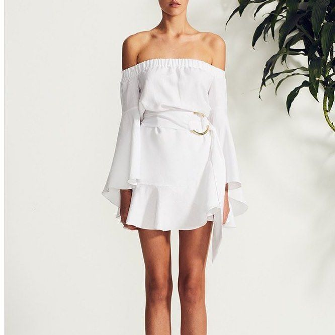 New @shonajoy2026 Palma Off The Shoulder Dress perfect Christmas Day Dress  Shop now with @afterpay.au  #shonajoy #ootd #afterpayit #afterpay #lookbook #lookbookboutique #newarrivals #fashion #fashionblogger #trending #shoplocal #alburyboutique