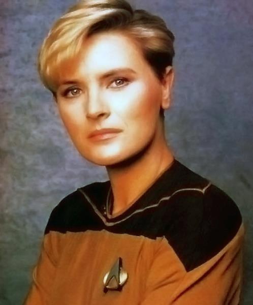 Denise Crosby as Tasha Yar (R.I.P.) - Star Trek: The Next ...