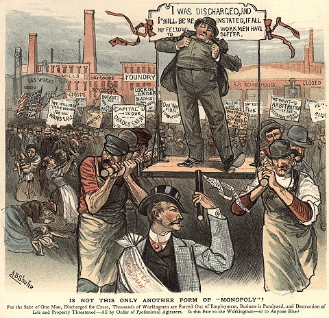Image result for History of labor in Rhode Island
