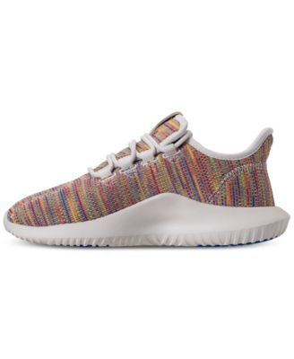 f4bea6488c57 adidas Boys  Tubular Shadow Casual Sneakers from Finish Line - White ...
