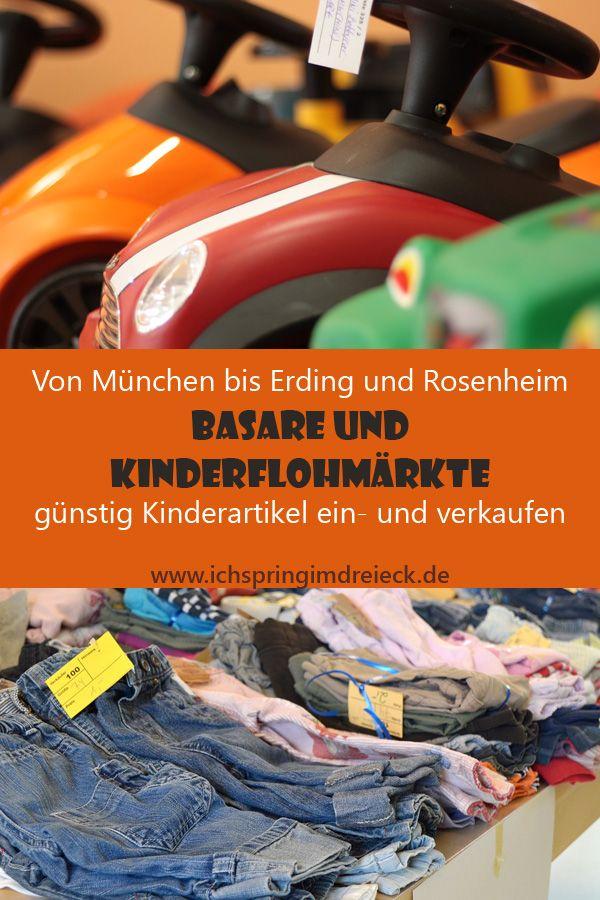 Basare Und Kinderflohmarkte Rosenheim Flohmarkt Und Kinderflohmarkt