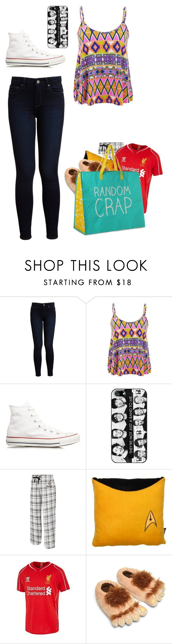 """Shopping For My Brothers Birthday"" by fgshannah ❤ liked on Polyvore featuring Paige Denim, Influence, Converse, Monday, Warrior Sports and Happy Jackson"