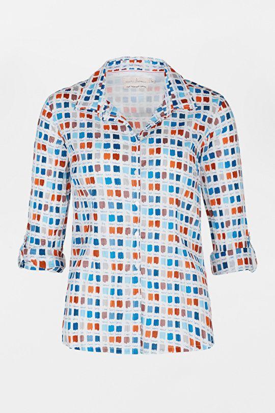 Larissa Shirt #seasaltcomfortandjoy