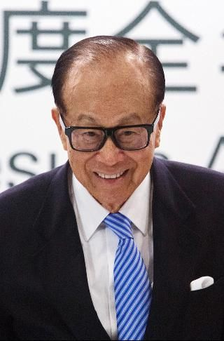 One of the world's great empire builders, Li Ka-shing
