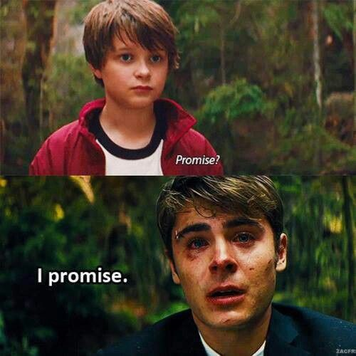 Charlie St. Cloud. Never cried so hard in my life at this very moment. Absolutely beautiful movie