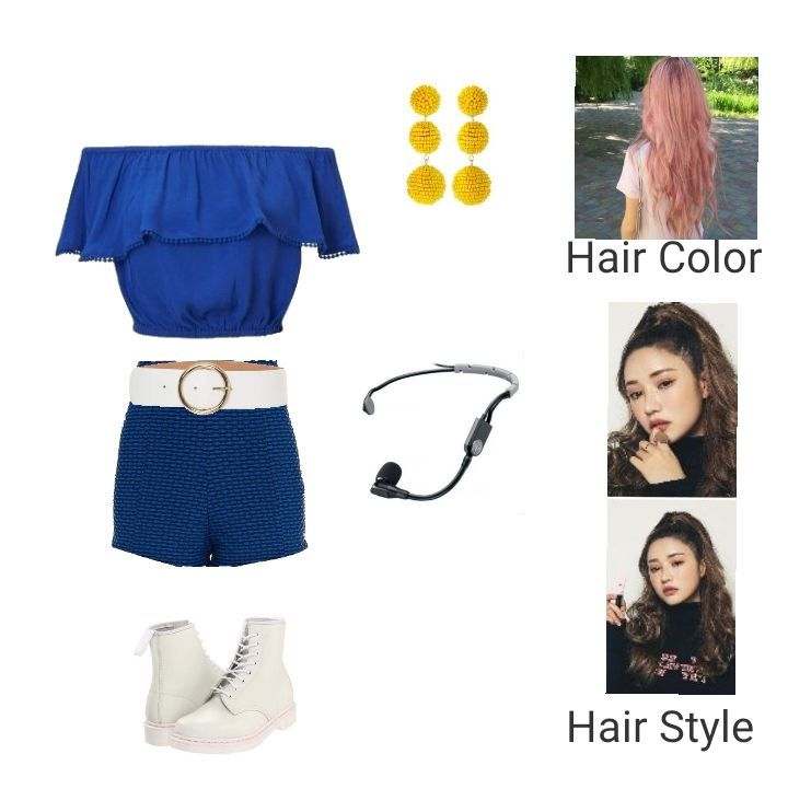 Blackpink Outfit Ideas: BLACKPINK - Forever Young Outfit In 2019