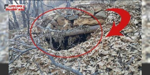 PKKnın çok sayıda sığınak ve mevzii bulundu! : Bingöl Kiğıda düzenlenen operasyonlarda PKKya ait 23 sığınak ve 6 mevzii tespit bulundu. Tespit edilen sığınak ve mevzilerde çok sayıda yaşam malzemesi ile silah ve mühimmat ele geçirildi. Askeri kaynaklar tespit edilen sığınak ve mevziilerin sınırlardan sızarak gelmeye çalışan birçok PKKlı için hazırlandığının değerlendirildiğini belirtti.  http://www.haberdex.com/turkiye/PKK-nin-cok-sayida-siginak-ve-mevzii-bulundu-/99676?kaynak=feed #Türkiye…