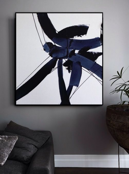Indigo #1 - Kerry Armstrong Art