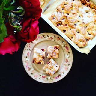 Én kicsi paleo konyhám: Meggyes pite
