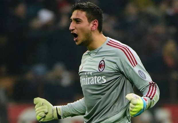 Having impressed greatly for AC Milan over the past 12 months, teenager Gianluigi Donnarumma is to receive his first Italy senior call-up on Saturday.