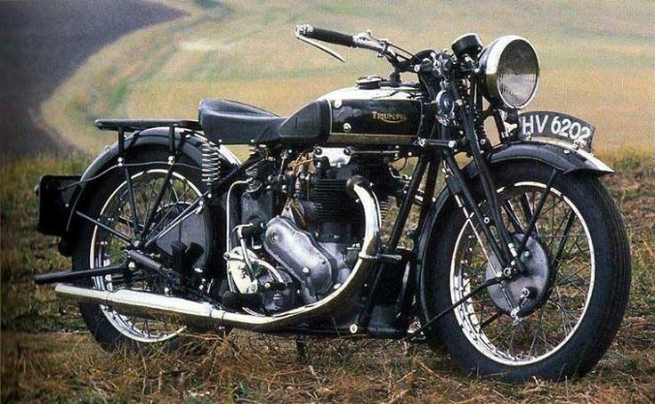 Triumph Motorcycles- SO PRETTY!!!                              …