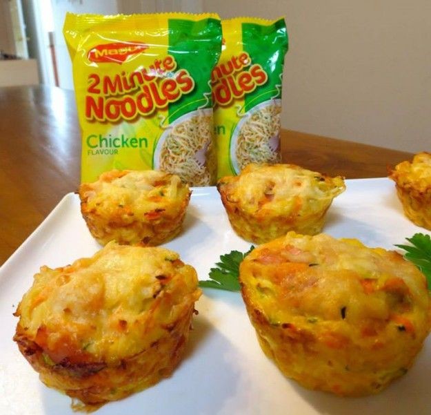 2 minute noodle cakes recipes