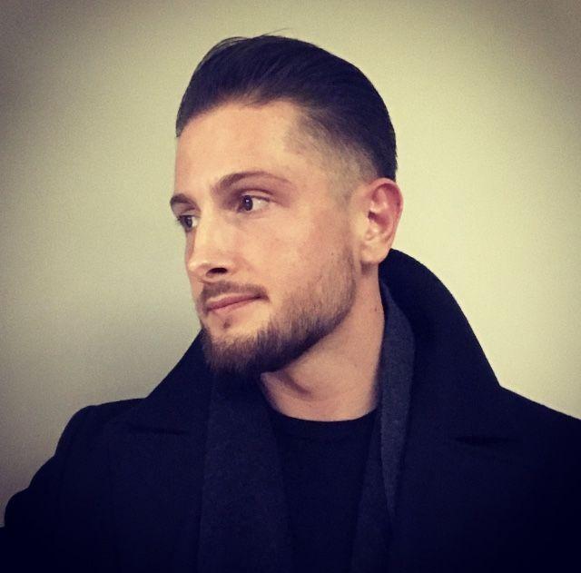 Man beard look fashion se_ch1