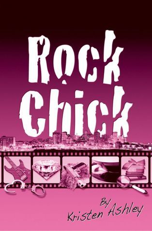 SEPTEMBER'S BOOK CLUB PICK - REVIEW & DISCUSSION: Rock Chick by Kristen Ashley