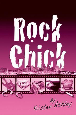 Fabulous series by Kristen Ashley. Rock Chick (Rock Chick, #1)