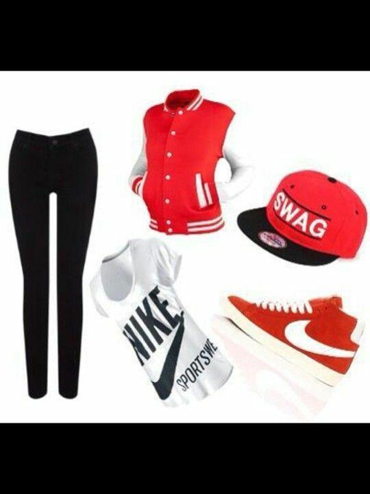 Nike Teen Swag