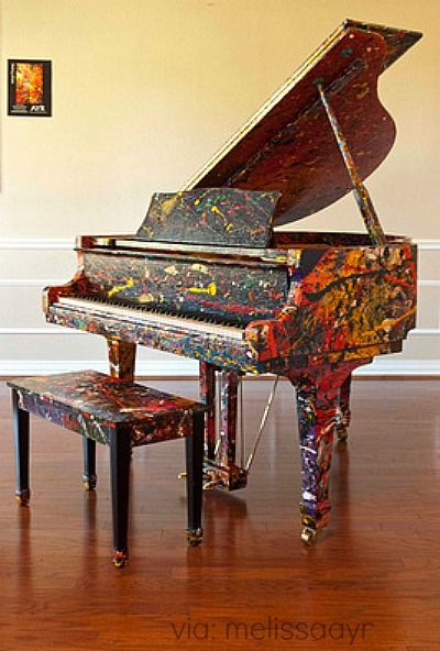 Live Energy Created On A 150 G Young Chang Baby Grand Paino By Melissa Ayr Ck Out Her You Tube Video Creation