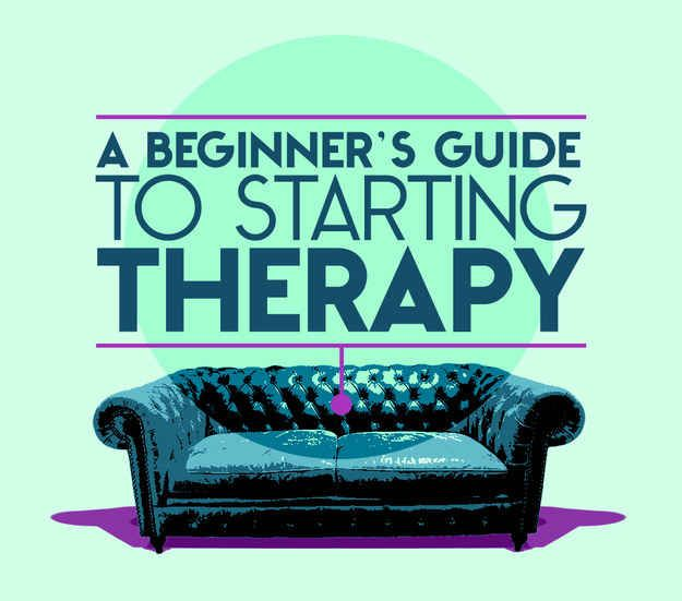 A Beginner's Guide To Starting Therapy