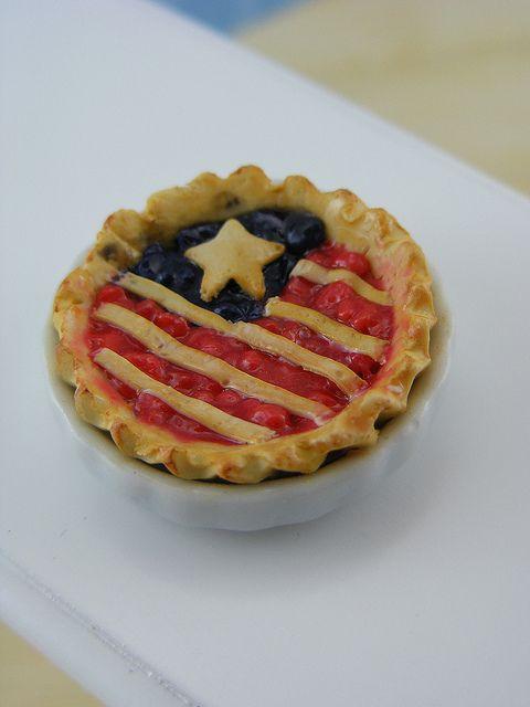 Patriotic Pie by Shay Aaron, via Flickr