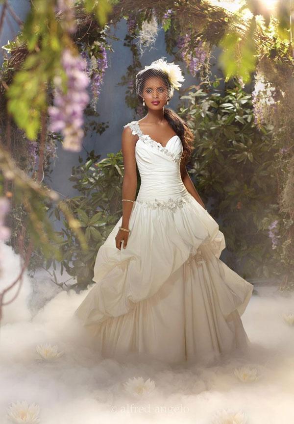 46 best Alfred Angelo Wedding Dresses images on Pinterest | Short ...