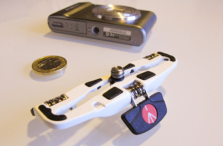 New Manfrotto Pocket - #white #camera #photo