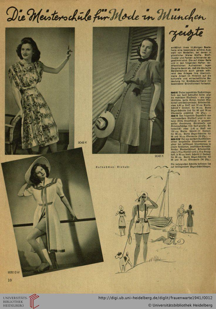 Een modeblad speciaal voor elegante nazivrouwen | VICE Netherlands
