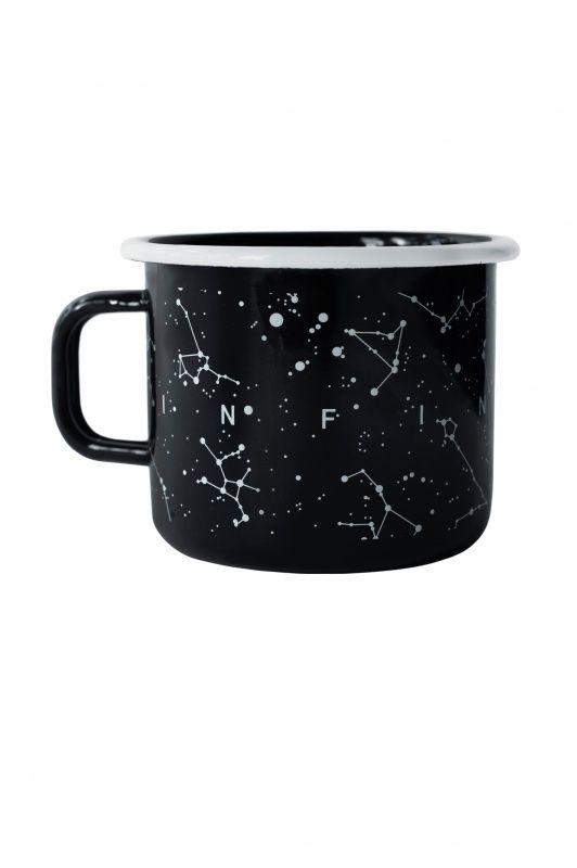INNE - INFINTY mug / black