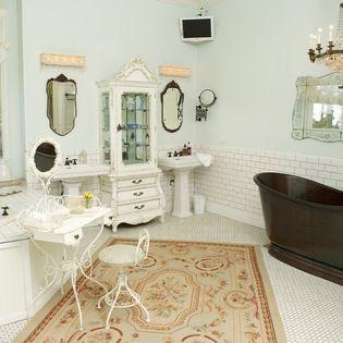 Best French Modern Victorian Bathroom Images On Pinterest - Bathrooms com discount code for bathroom decor ideas