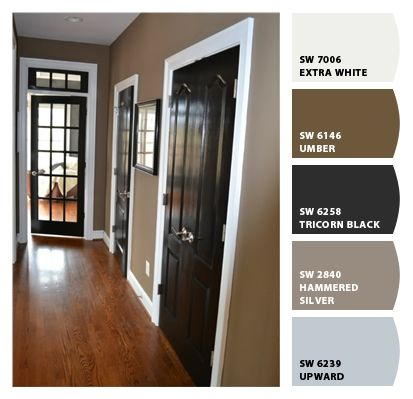Chip It! by Sherwin-Williams – BLACKS & bROWNS  **Hammered Silver**
