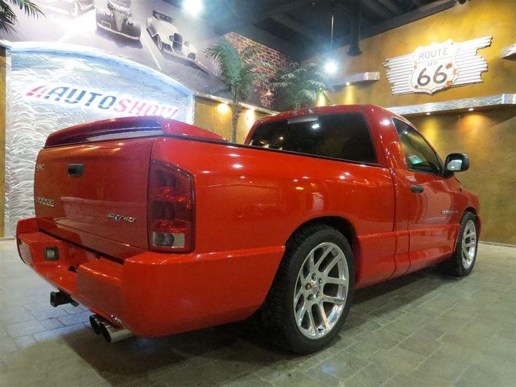 2004 Dodge Ram 1500 ** SRT VIPER 10....6 SPD!! ** #Winnipeg #Manitoba #Dodge #Ram #GoJetsGo #GreyCup