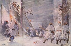 Moses Hazen | Battle of Quebec (1775) - Wikipedia, the free encyclopedia