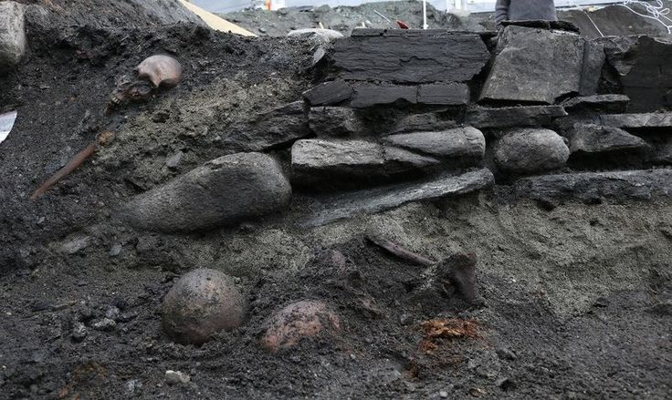 Found: The First Mausoleum Where a 'Miracle' Viking King Was Buried | Atlas Obscura