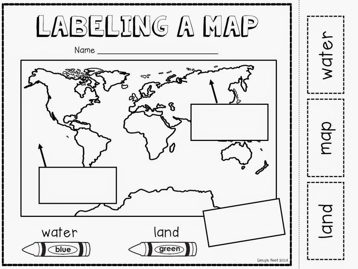 Flying into First Grade: Maps, Globes, and Our World plus a FREEBIE!!!