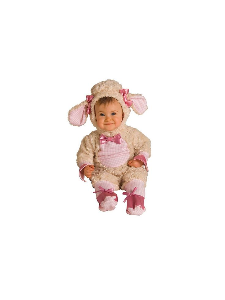 Pink Lamb Baby Costume   Wholesale Animal Costumes for Infants & Toddlers