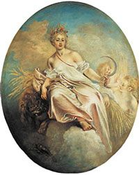 Ceres, Roman goddess of agriculture