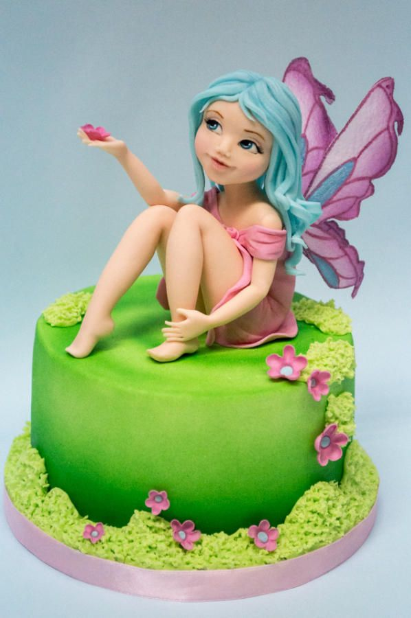 Fairy Cake by Soraia Amorim