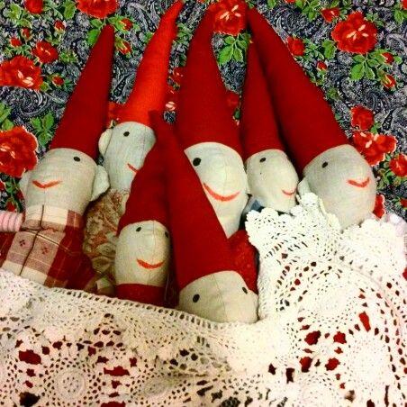 Herätys! Joulu saa tulla!