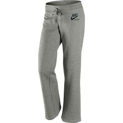 Creative Grey Nike Sweatpants Women Nike Track And Field Vintage