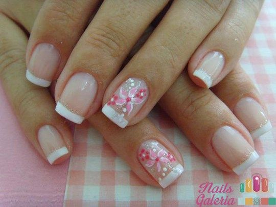 NATURAL NAIL ART DESIGNS WITH FLOWERS | Nail Art Global