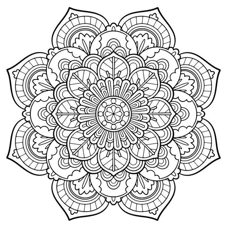 dibujos-mandalas-para-imprimir-dificiles.jpg (820×830)