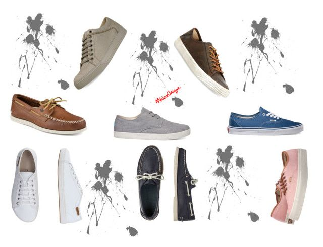 """""""Men with Style"""" by mhizzunique ❤ liked on Polyvore featuring TravelSmith, Vans, TOMS, Sperry, Birkenstock, Frye, GBX, men's fashion and menswear"""