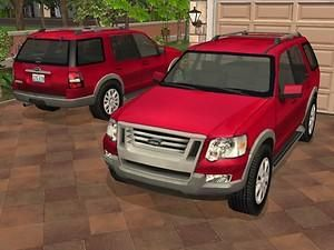 Mod The Sims - 2009 Ford Explorer