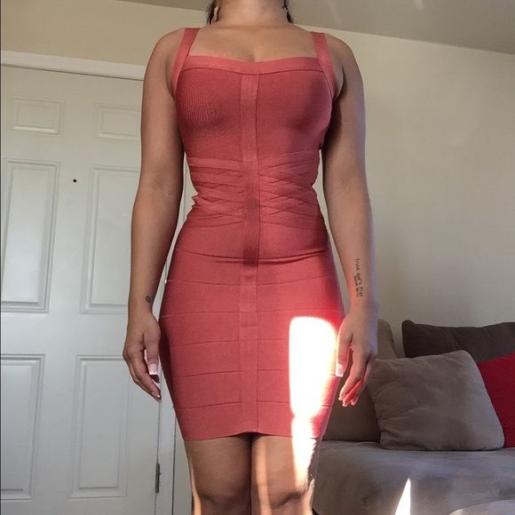 Bebe sexy birthday dress Worn once. Size XS. Depending on your waist, butt area and stomach will determine if you are really a small and can wear this. I'm not a small usually but I was able to get into it. It zips all the way up, just didn't have any help to zip it all the way up. bebe Dresses Mini