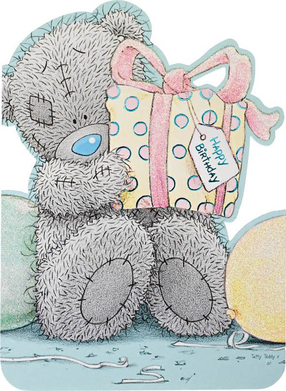 65 best me to you bears verjaardag images – Tatty Teddy Birthday Cards