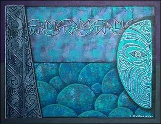 Maori art 3