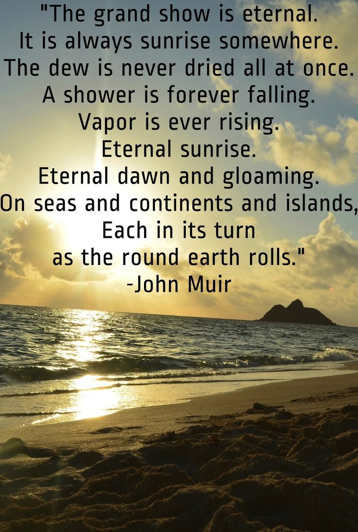 John Muir Quotes About Nature Quotesgram