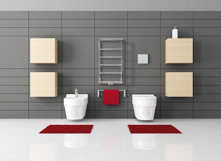 Grzejnik łazienkowy Design - Radeco - Fragil