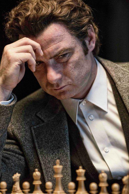 Liev Schreiber in Pawn Sacrifice